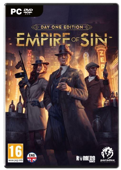 Компьютерная игра Empire of Sin Day One Edition PC