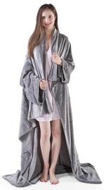 Одеяло DecoKing Lazy, серый, 150 см x 180 см