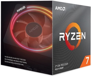 Procesors AMD Ryzen 7 3700X 3.6GHz 32MB AM4 100-100000071BOX