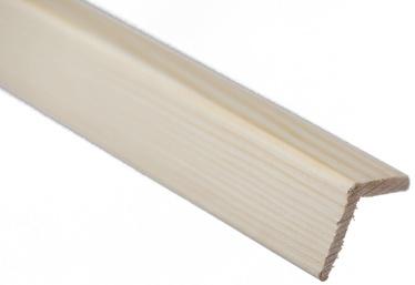 Išorinis kampas, pušies, 2,9 x 2,9 x 250 cm