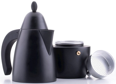 Prestigio Cafetiere 6 Cups Black