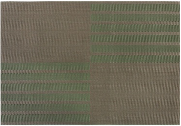 Home4you Textiline Table Mat Green/Grey