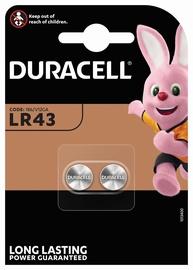 BATERIJAS DURACELL LR43 2GAB