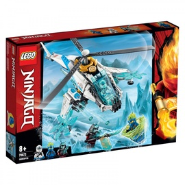 Lego Blocks Ninjago Shuricopter 70673