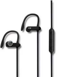 Qoltec Sports Bluetooth In-Ear Earphones Black 50826