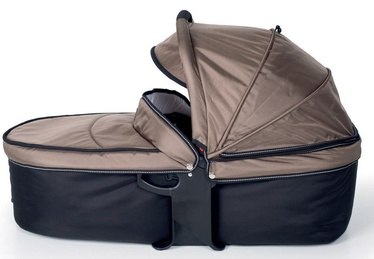TFK Quickfix Carrycot For Joggster And Buggster Carbo/Mud