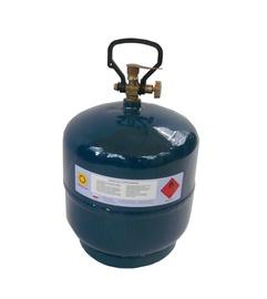 Užpildomas turistinis dujų balionas, 5 kg