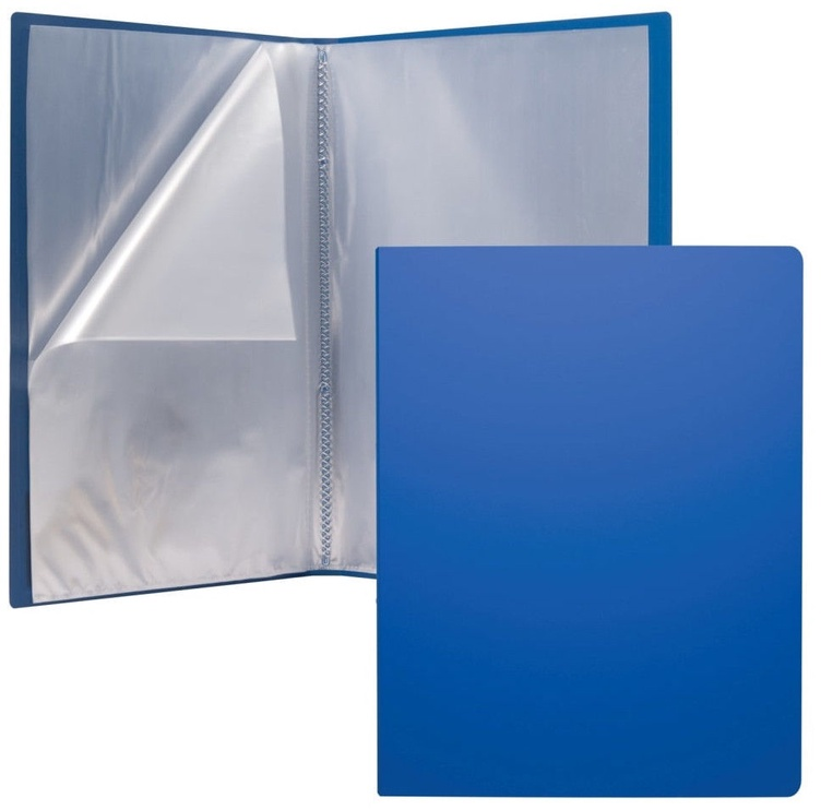 ErichKrause Folder Classic A4 With 10 Pockets Blue