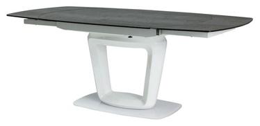Signal Meble Claudio Table 140x100cm Grey