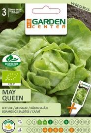 Eko salātu sēklas Sodo Centras May Queen