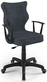 Entelo Chair Norm Black/Graphite Size 6 AT04