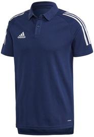 Рубашка поло Adidas Mens Condivo 20 Polo Shirt ED9245 Navy M