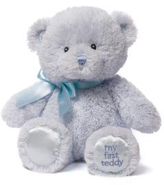 Gund My First Teddy Blue 45cm