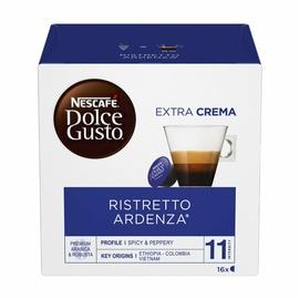 Kafijas kapsulas Nescafe Coffee Dolce Gusto Ristretto Ardenza, 112 g., 16 gab.