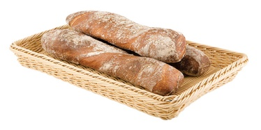 APS Bread Basket G/n 1/4