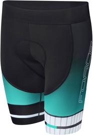 Force Dash Lady Bibshorts Turquoise/Black XS