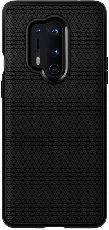 Spigen Liquid Air Back Case For OnePlus 8 Pro Black