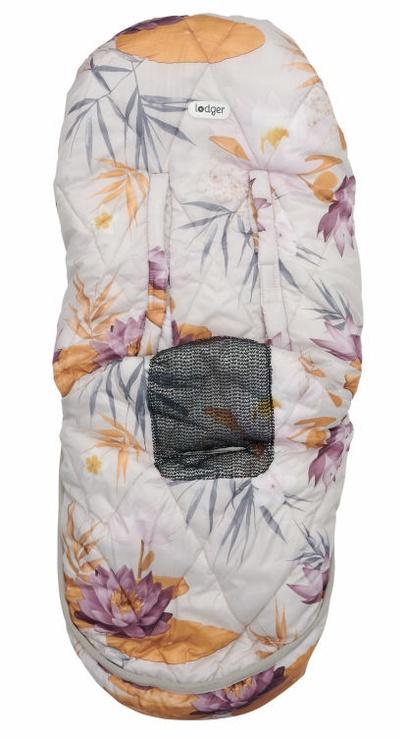 Детский спальный мешок Lodger Scandinavian Print BotAnimal Lotus