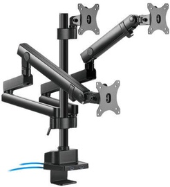 Maclean MC-811 Desk Holder 3 Monitors