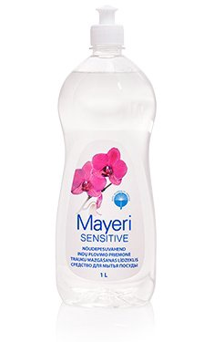 Nõudepesuvahend Mayeri Sensitive 1l