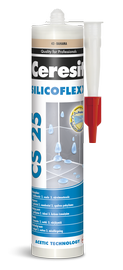 SILIKONS CERESIT CS25 55/280ML