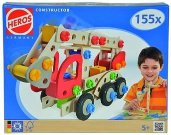 Simba Heros Fire Truck 155pcs 39085