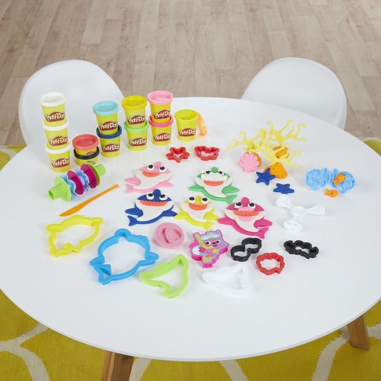Rinkinys Hasbro Play-Doh Pinkfong Baby Shark E8141
