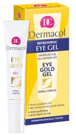 Dermacol Eye Gold Gel 15ml
