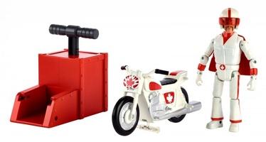 Mattel Toy Story 4 Stunt Races Duke Caboom GFB55