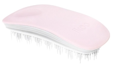 Ikoo Paradise Home Brush Cotton Candy White
