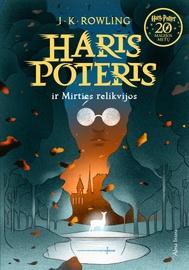 Knyga Haris Poteris ir mirties relikvijos. 7 dalis