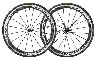 Mavic Cosmic Pro Carbon Wheel Set (622-25) White 17 16/20H