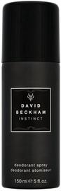 David Beckham Instinct 150ml Deodorant Spray