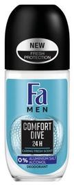 Fa Men Comfort Dive 24h Deodorant Roll On 50ml