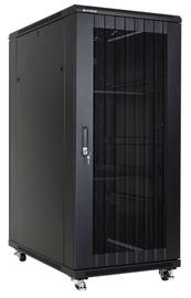 "LinkBasic Floor-Standing Rack Cabinet 19"" 27U NCB27-610-IFA-C-NA"