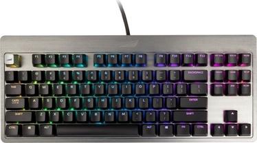 Клавиатура Mountain Everest Core Cherry MX RGB RED EN, черный