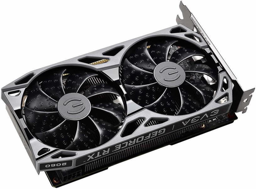 EVGA GeForce RTX 2060 KO Ultra Gaming 6GB GDDR6 PCIE 06G-P4-2068-KR