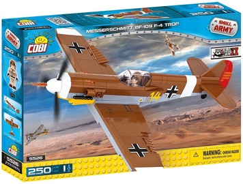 Cobi Small Army Messerschmitt Bf 109 F-4 Trop 250pcs 5526
