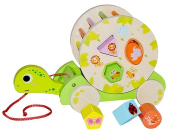 Smily Play Turtle Pull Sorter DT6073