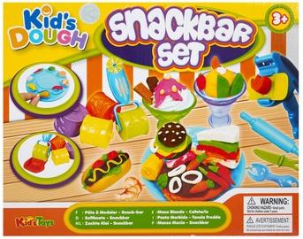 BBL Toys Kid's Dough Snackbar Set