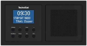 TechniSat DigitRadio Up1 Black