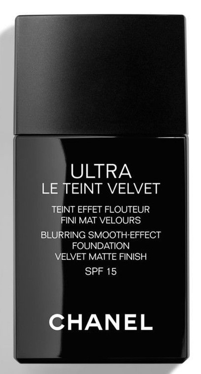 Chanel Ultra Le Teint Velvet Blurring Smooth Effect Foundation SPF15 30ml B60