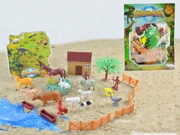 Rotaļlietu komplekts ANIMALS 513207369
