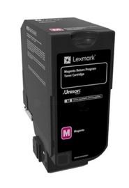 Lexmark 84C2HME Toner Cartridge Magenta