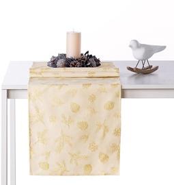 AmeliaHome Magic Night AH/HMD Tablecloth Gold 30x100cm