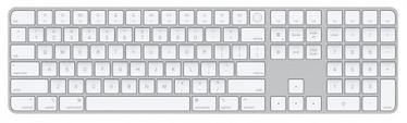 Клавиатура Apple Magic Keyboard 2021 EN, белый, беспроводная