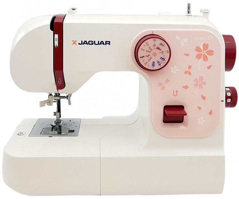 Jaguar Sewing Machine 137