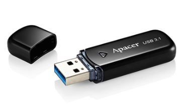 Apacer AH355 USB 3.0 Black 16GB