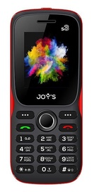 JOY'S S3 Black Red