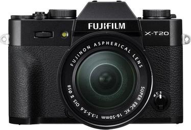 Fujifilm X-T20 XC 16-50mm f/3.5-5.6 OIS II Black